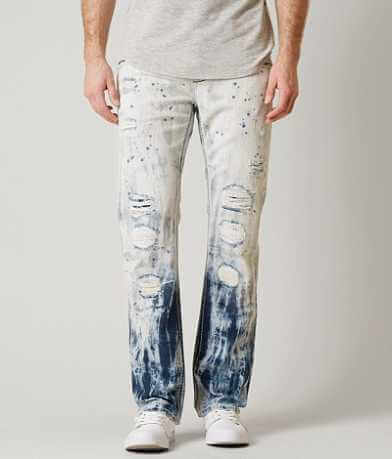 Rock Revival Jerry Straight Stretch Jean