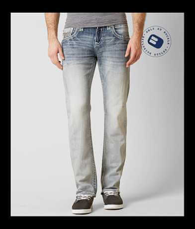 Rock Revival Harmon Straight Stretch Jean