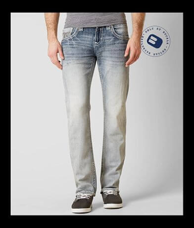 Rock Revival Harmon Straight Stretch Jean