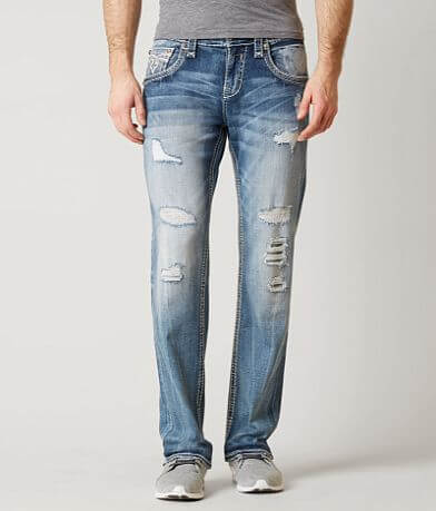 Rock Revival Loefflier Straight Stretch Jean
