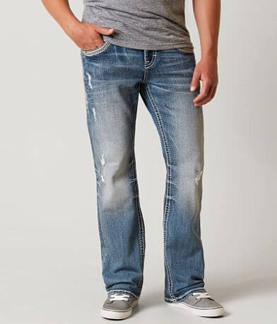 Rock Revival Eckert Boot Stretch Jean