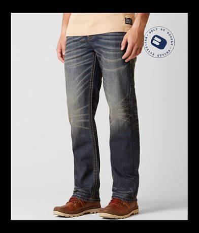 Rock Revival Zane Straight Stretch Jean
