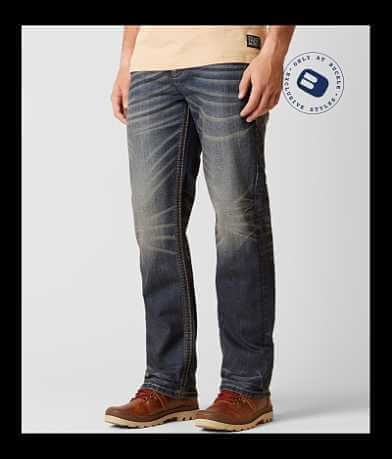 Rock Revival Zane Straight Stretch Jean
