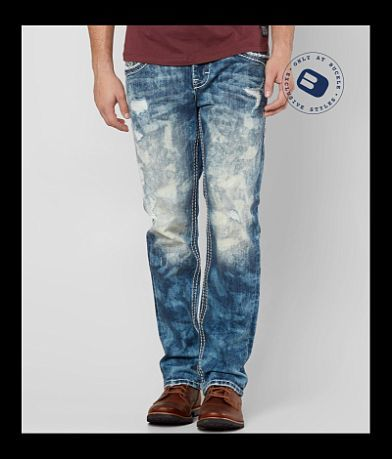 Rock Revival Rodd Straight Stretch Jean
