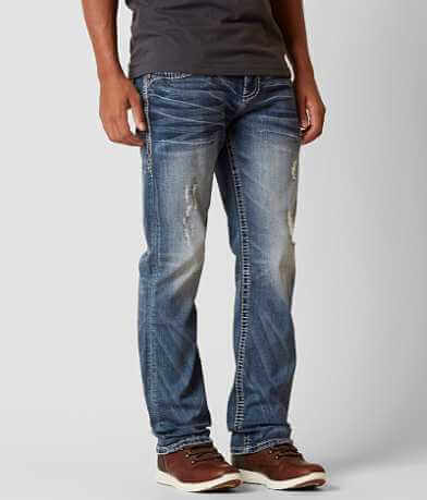 Rock Revival Navid Straight Stretch Jean