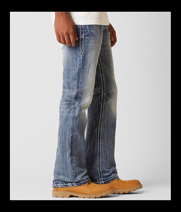 Rock Jean Boot Revival Slim Derlin Stretch qPHqzUSw