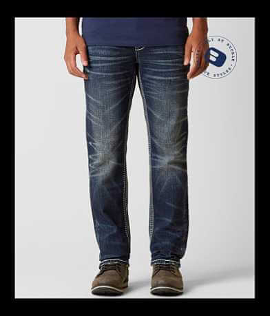 Rock Revival Keaton Slim Straight Stretch Jean