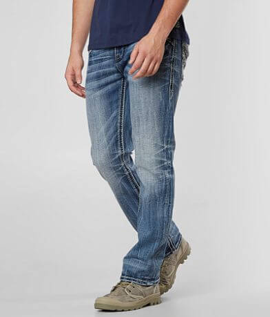 Rock Revival Broddy Straight Stretch Jean