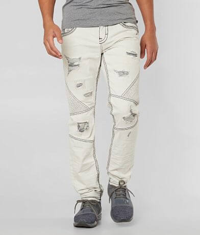 Rock Revival Granger Biker Stretch Jean