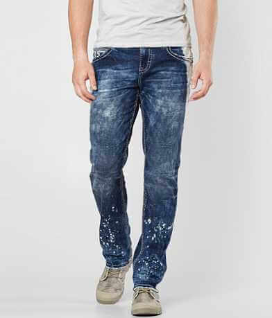 Rock Revival Valter Straight Stretch Jean