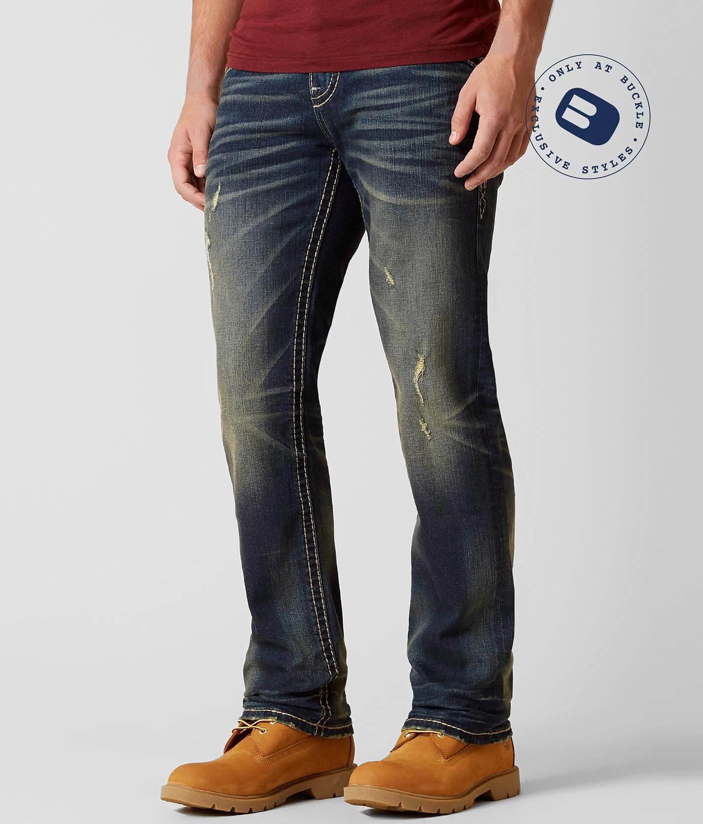 Rock Revival Ekene Straight Stretch Jean