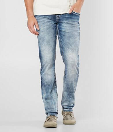 Rock Revival Arjan Straight Stretch Jean