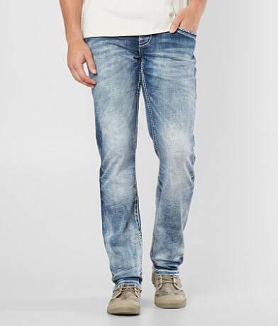 Rock Revival Arjan Straight Stretch Jean