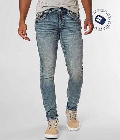 Rock Revival Truett Slim Taper Stretch Jean