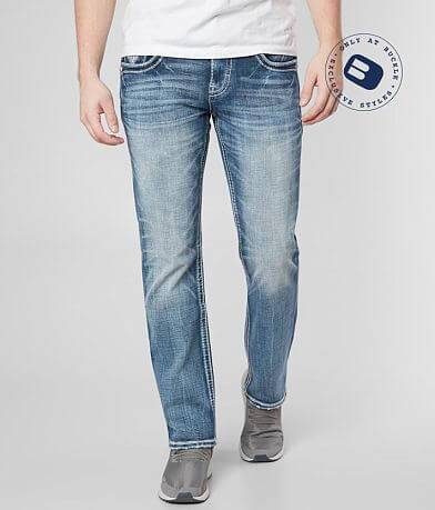 Rock Revival Thao Straight Stretch Jean