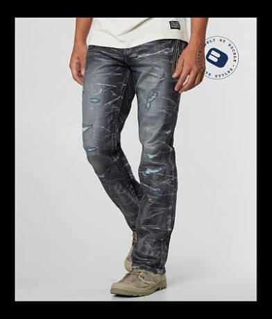 Rock Revival Lambeth Straight Stretch Jean