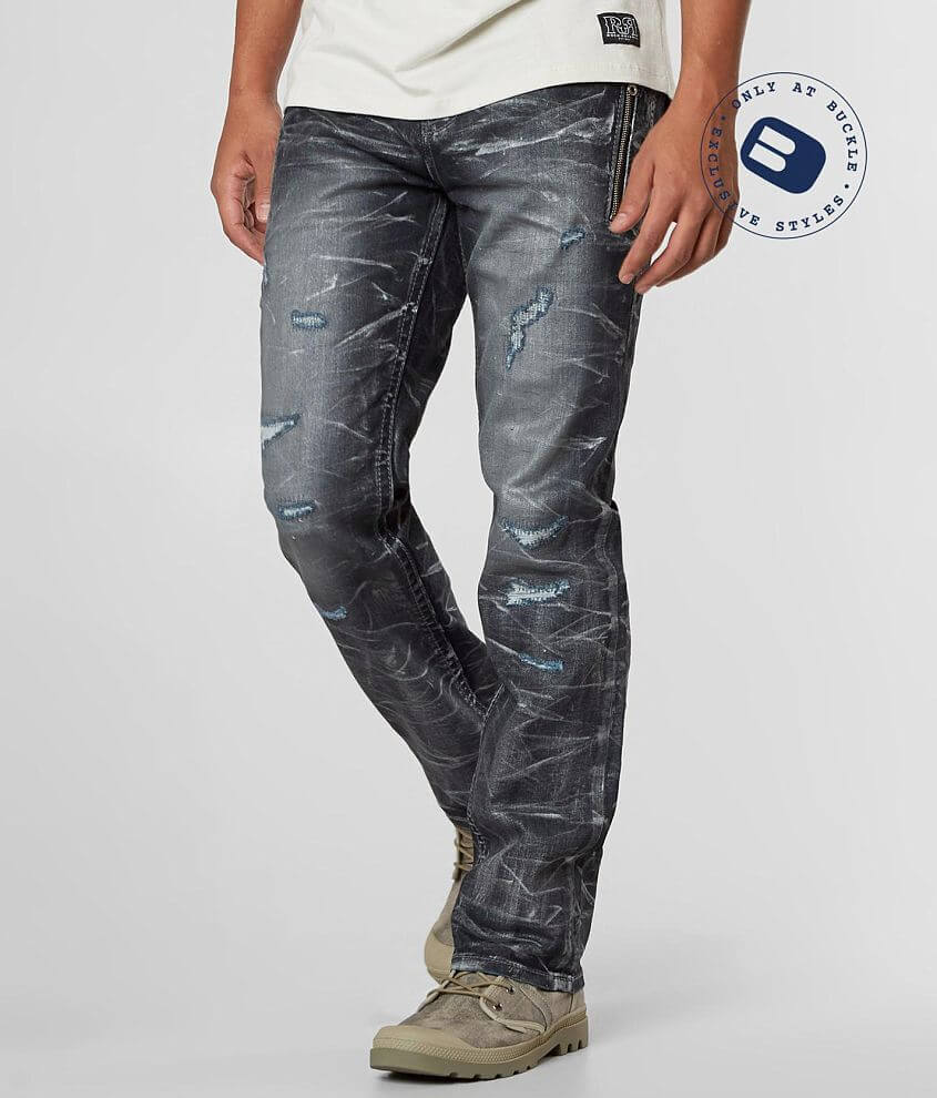 Rock Revival Lambeth Straight Stretch Jean front view