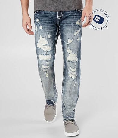 Rock Revival Jimmy Straight Stretch Jean