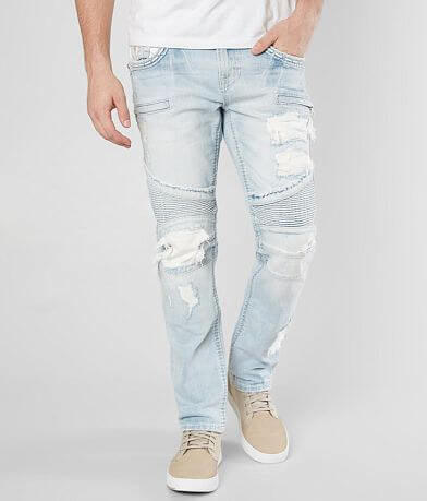 Rock Revival Zayit Biker Stretch Jean