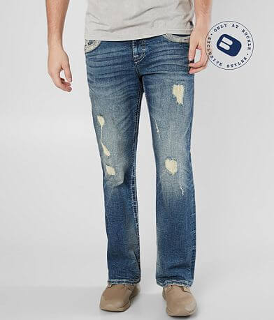 Rock Revival Berwyn Boot Stretch Jean
