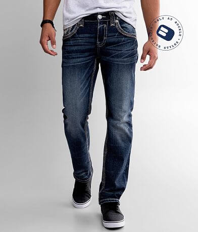 Rock Revival Saif Straight Stretch Jean
