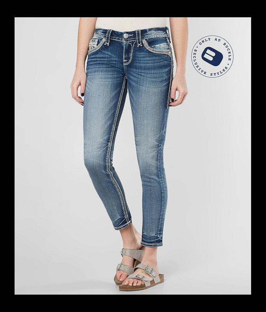 1017ef2b19f Rock Revival Raven Ankle Skinny Stretch Jean - Women s Jeans in ...