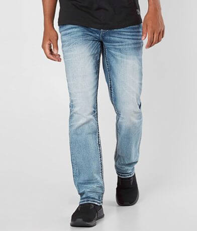 Rock Revival Glendon Straight Stretch Jean