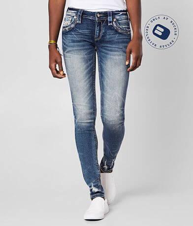 Rock Revival Pilkin Mid-Rise Skinny Stretch Jean