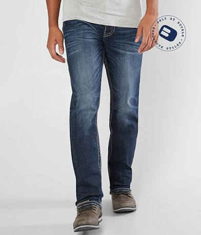 Rock Revival Charlot Straight Stretch Jean