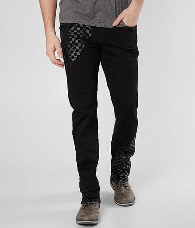 Rock Revival Tilden Alternative Straight Jean