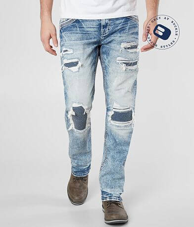 Rock Revival Neilly Straight Stretch Jean