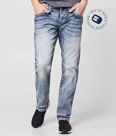 Rock Revival Baresta Straight Stretch Jean