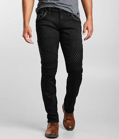 Rock Revival Bard Biker Stretch Jean