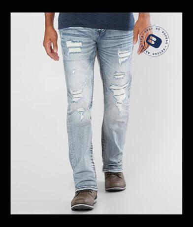 Rock Revival Fermin Straight Stretch Jean