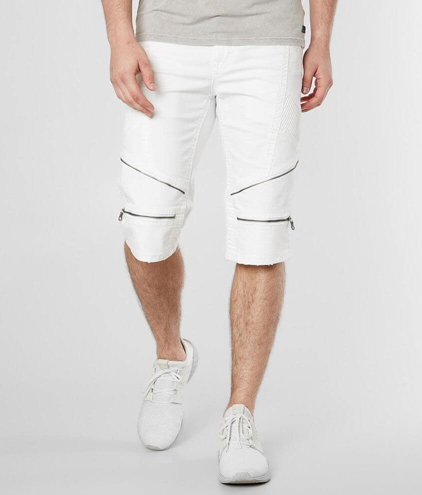 Rock Revival Montell Moto Stretch Short front view