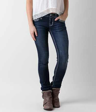 Rock Revival Sukara Mid-Rise Straight Stretch Jean