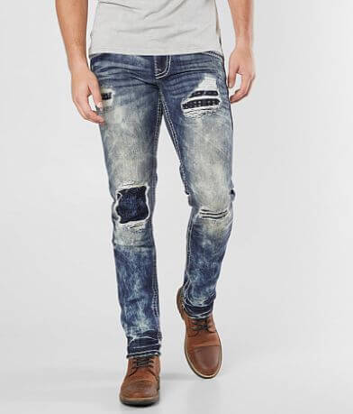 Rock Revival Thao Slim Taper Stretch Jean