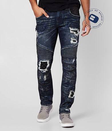 Rock Revival Algodon Biker Stretch Jean