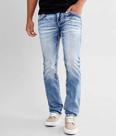 Rock Revival Pauly Alternative Straight Jean