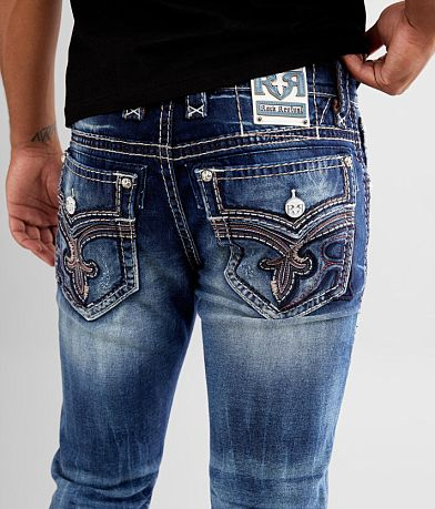 Rock Revival Baxter Alternative Straight Jean