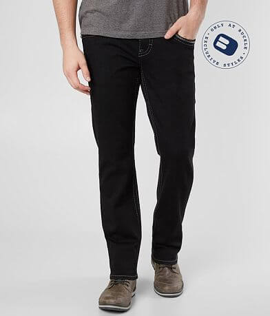 Rock Revival Baxter Straight Stretch Jean