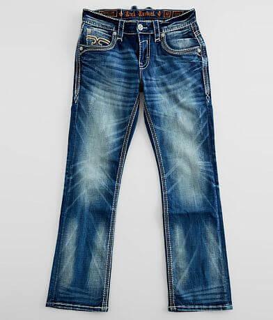 Rock Revival Josue Boot Stretch Jean