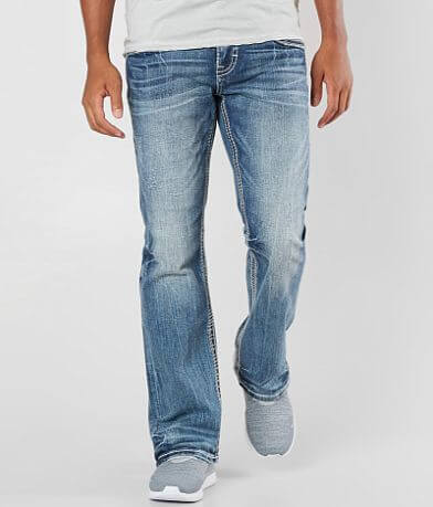 Rock Revival Akito Slim Boot Stretch Jean
