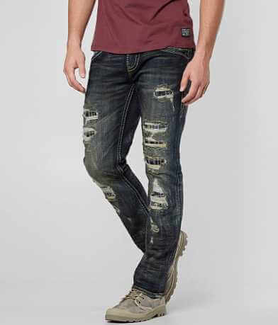 Rock Revival Akito Slim Straight Stretch Jean