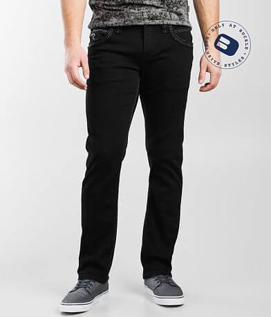 Rock Revival Brayden Straight Stretch Jean