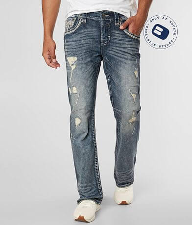 Rock Revival Pauly Boot Stretch Jean