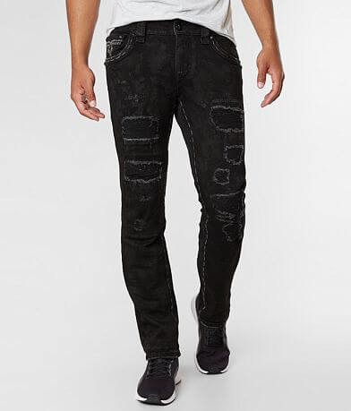Rock Revival Alger Alternative Straight Jean