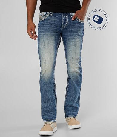 Rock Revival Goldfinch Straight Stretch Jean