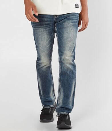 Rock Revival Hern Slim Straight Stretch Jean