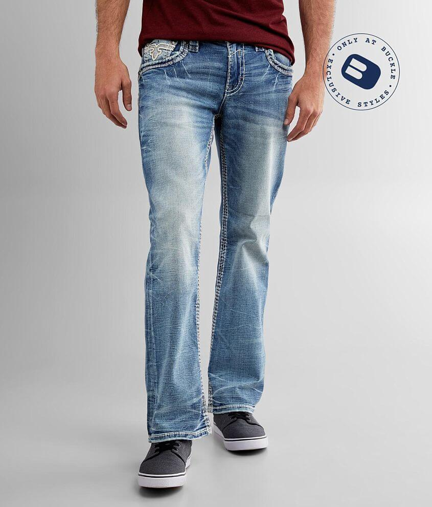 Rock Revival Norwell Boot Stretch Jean front view